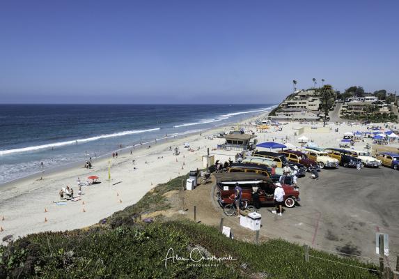 Encinitas, CA ocean view